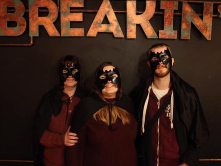 BREAKIN ESCAPE ROOMS – Blackwings cave