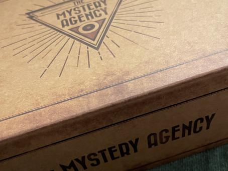 THE MYSTERY AGENCY - The Vanishing Gambler