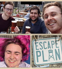 ESCAPE PLAN - Roll out the barrel
