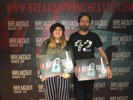 BREAKOUT MANCHESTER – Madchester