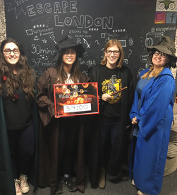 ESCAPE LONDON – Witchcraft & Wizardry
