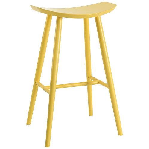 Philana Bar Stool - Yellow
