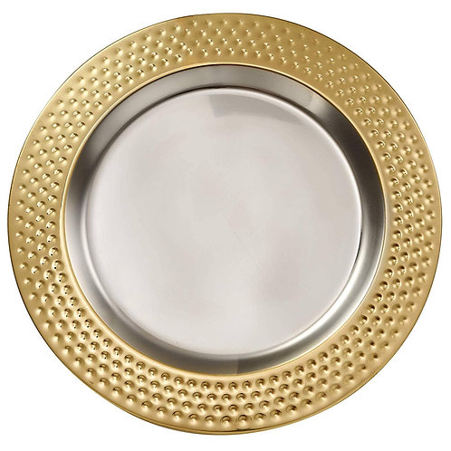 """Classy 12.5"""" Charger Plate"""