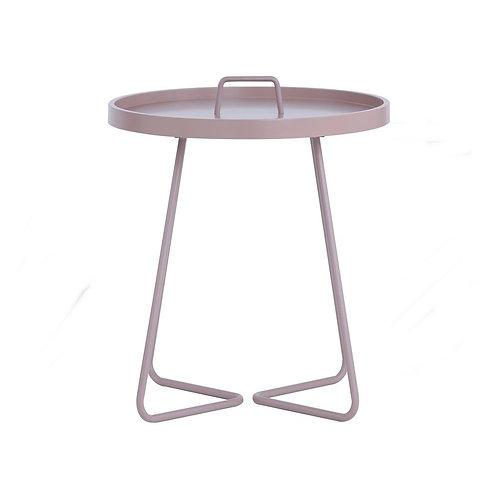 Jax Round Coffee Table - Lavender