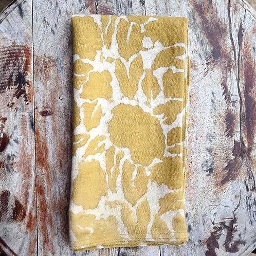 Yan Yellow Gold Napkin (Set of 4)