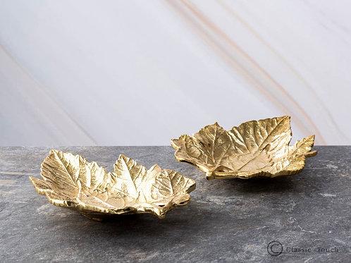 Gold Metal Leaf Set