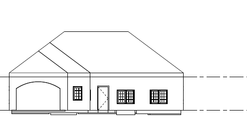 Meme G Model Home Elevation