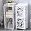 Thumbnail: Bathroom Freestanding Cabinet