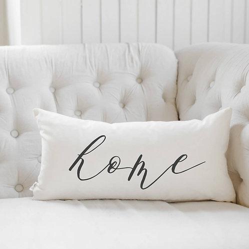Home Lumbar Pillow Cover