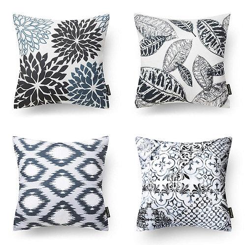 Phantoscope New Living Series Decorative Throw Pillow set of 4