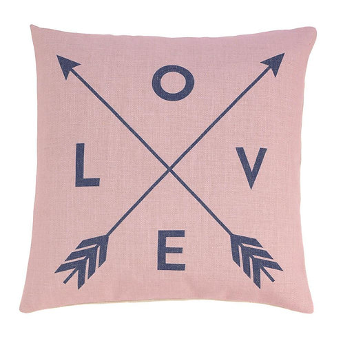 Romantic Love Decorative Throw Pillow