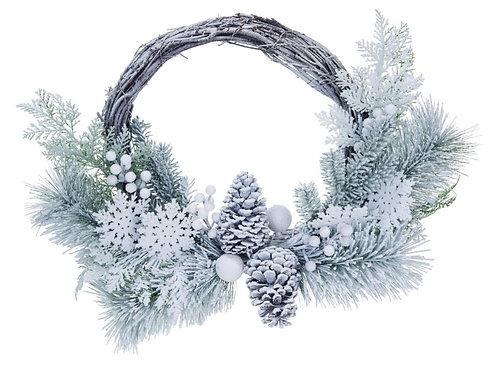 Snowy Wreath