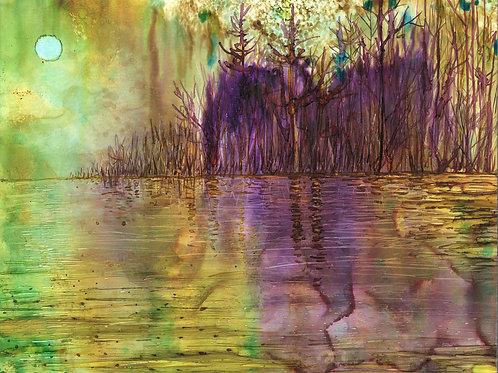 Purple Forest : Prints