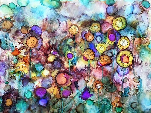 Field of Flowers: Prints