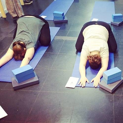 Yoga Matters - Ex-Studio Sticky Mat