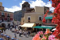 "Capri ""Piazzetta"""