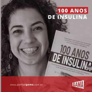 """Confira a entrevista da jornalista Letícia Martins sobre o livro """"100 anos de Insulina"""""""