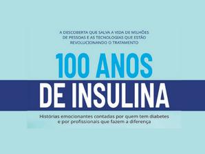 Taubateana lança livro sobre os 100 anos de Insulina
