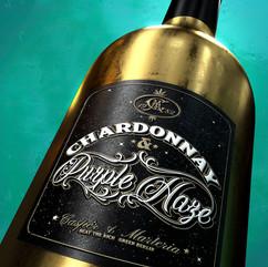 Marteria & Casper - Chardonnay & Purple haze