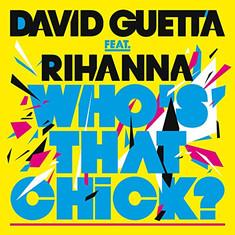 David Guetta ft. Rihanna - Who's that chick ?