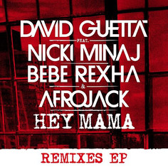 David Guetta remix by Dj LBR - Hey Mama (Remix EP)