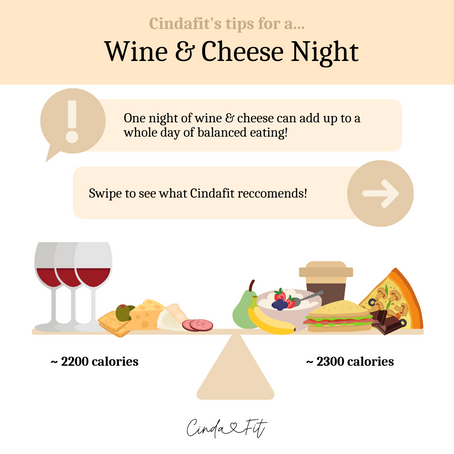 Wine and cheese night hacks!