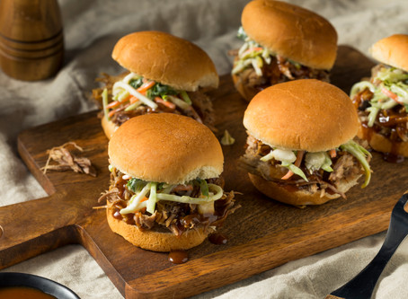 Spicy Barbeque Pulled pork