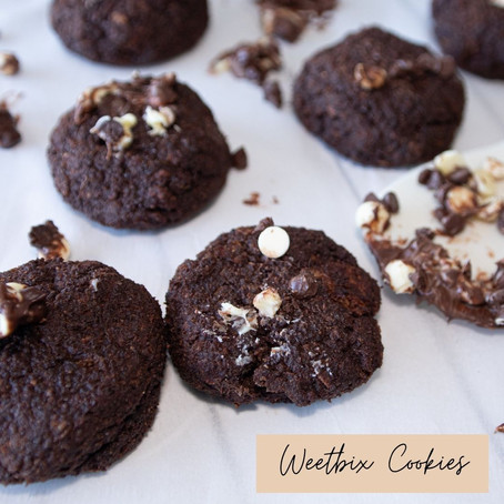 Weetbix cookies recipes