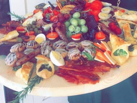 OUR BRUNCH ME BOARD