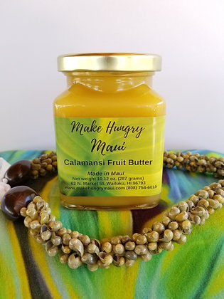 Calamansi Fruit Butter (Unique flavor) Made with Organic  Cane Sugar