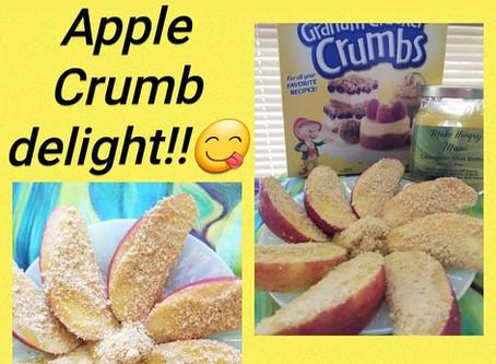 Apple Crumb Delight