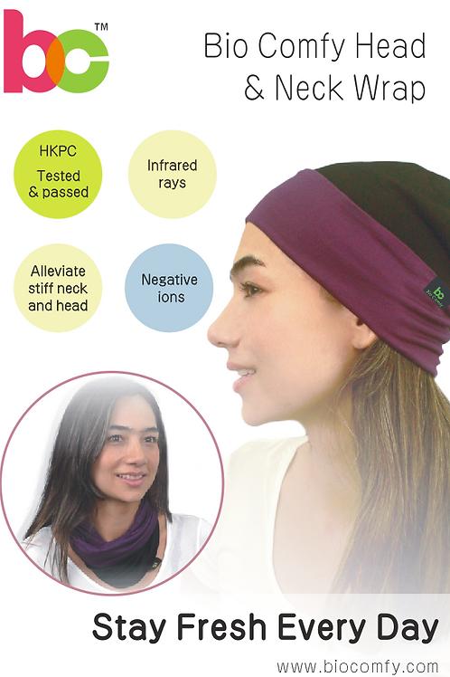 Bio Comfy Head & Neck Wrap 能量頭頸包