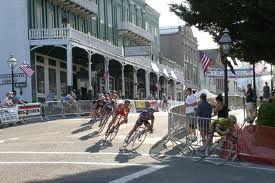 Nevada City Classic Bike Race