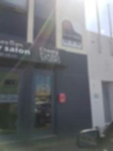 Cherry Piano Studio School Mt Eden entrance