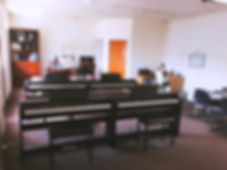 Cherry Piano music school digital pianos