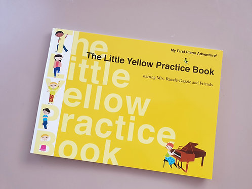 Practice Book for young children