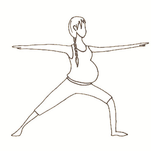 Onlinekurs - Yoga in der Schwangerschaft