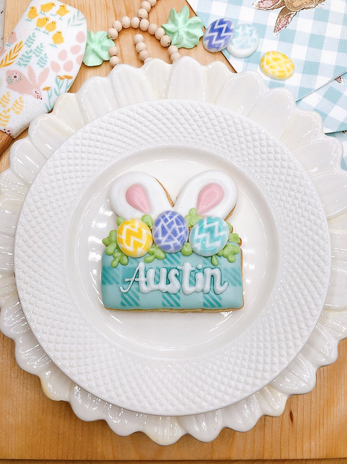 Personalized Bunny Ears