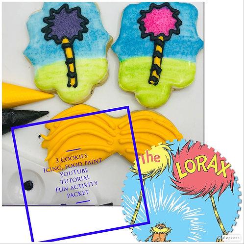 The Lorax Decorating  Kit