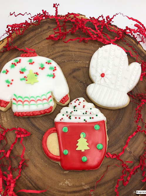 Dec.13 Cookies and Cocktails