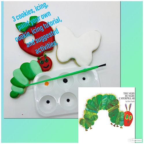 Hungry Caterpillar decorating kit