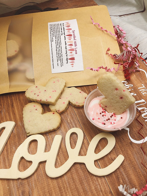 """Dunkers """"Sprinkled With Love"""""""