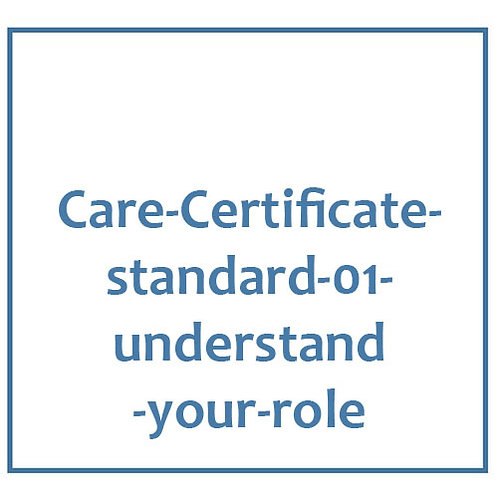 Care-Certificate-standard-01-understand-your-role