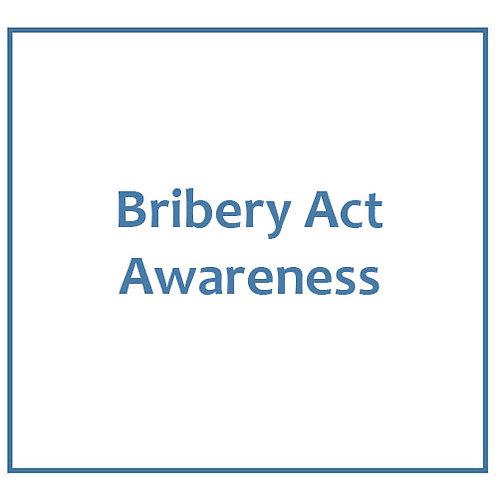 Bribery Act Awareness