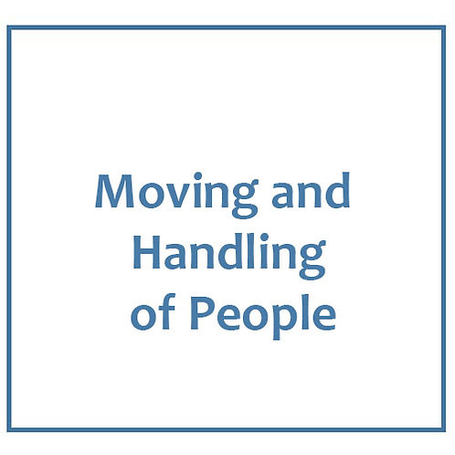 Moving and Handling of People