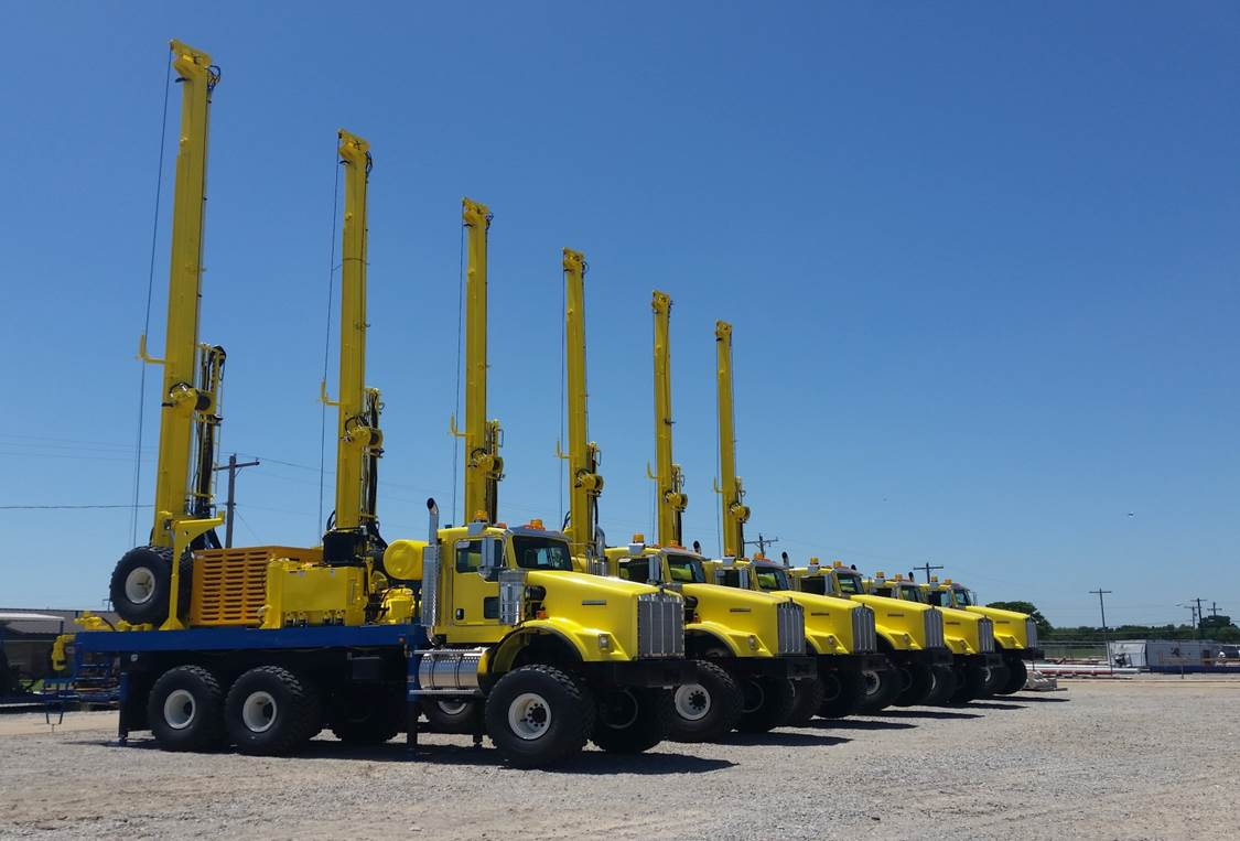 Drilling Rigs and Energy Services | United States | GEFCO