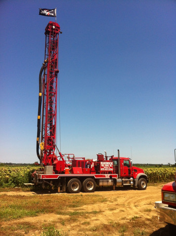 Hardwick Drilling Photo in Sunflowers.jp