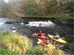 Aquatic Leisure White Water kayak Training