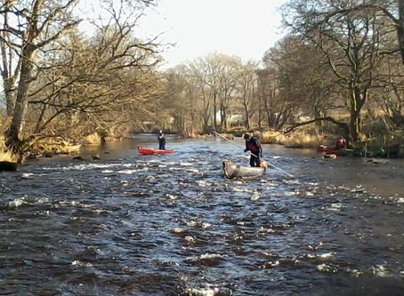 River Usk Paddling Weekend