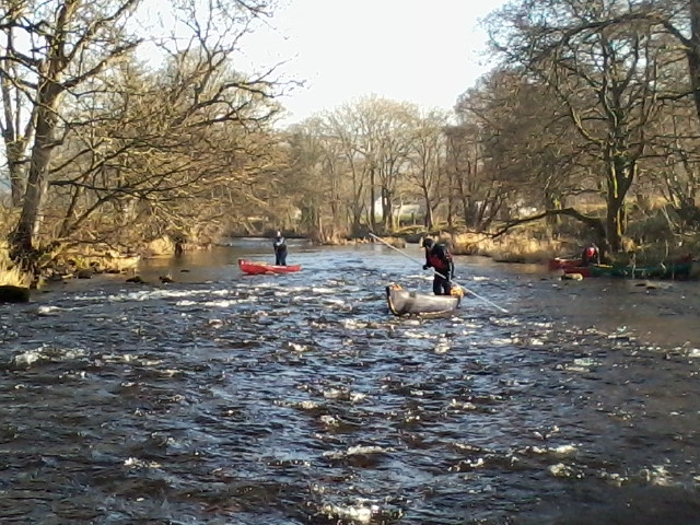 River Usk Paddling Weekend